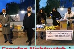 At Croydon Nightwatch