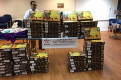 One Ton of Dates for Food Banks